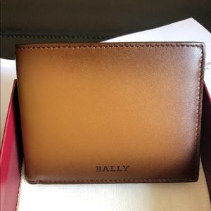 Balky cowboy slim bifold wallet brand new with tag